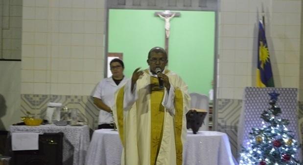 Igreja São Miguel do Arcanjo sedia missa em homenagem a aniversário da cidadeIgreja São Miguel do Arcanjo sedia missa em homenagem a aniversário da cidade