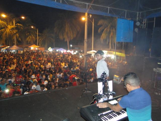 Prefeito Josemar Teixeira realiza grande festa de abertura do festejo de São Miguel da Baixa Grande