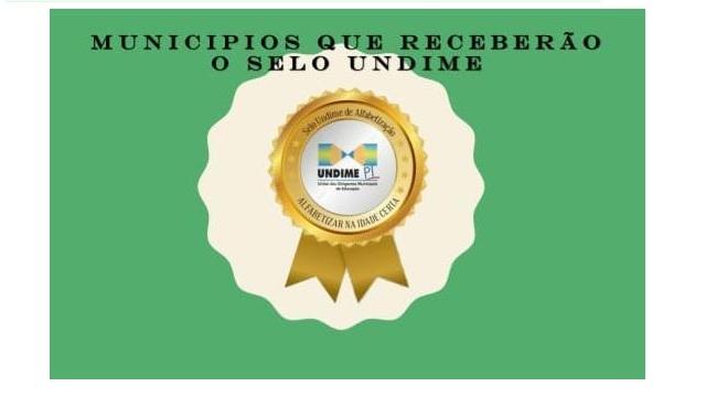 Secretaria de Educação de São Miguel da Baixa Grande receberá selo da UNDIME